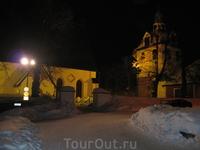 Вечерние прогулки по старому Порвоо