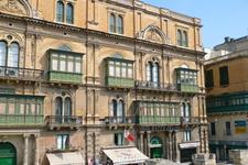 Валетта. Мальтийские балконы.