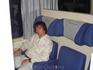 Купе вагона итальянских железных дорог