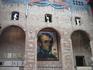 мзей Сальвадора Дали, картина с секретом: увидеть портрет можно только посмотрев через оптику