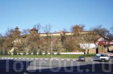 Замковая гора в Мозыре