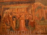 Роспись в храмах Суздаля.