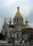 Покровский собор в Севастополе.Построен в 1905 г. по проекту архитектора В.А. Фельдмана. Сильно пострадал во время Великой Отечественной войны, был частично ...