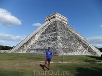 пирамидa Кукулькан