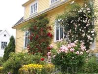 Такие очаровательные домики в Аурланде