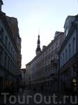 улочки Старого Таллина