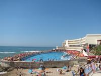 отель, в котором мы останавливались - Аррибас, расположен прямо на берегу около пляжа, в отеле есть 100 метровый  бассейн с океанской водой, максимальная ...