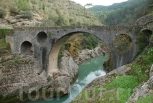 горная река Манавгат