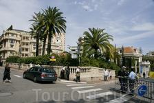 На улицах Монте-Карло