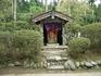 придорожная статуя бодхисатвы