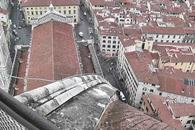 Нервюра купола Дуомо.