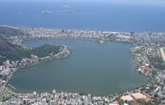Озеро Родригу-ди-Фрейтас
