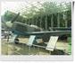 Истребитель ЛаГГ-3 (СССР). Макет истребителя бортовой номер 24 (изначально 43), входившего в состав 9 истребительного авиационного полка ВВС Черноморского ...