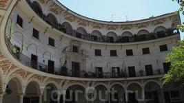 Sevilla - гостиница рябом с Кафедралом