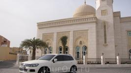 ОАЭ - страна хороших машин, мечетей и небоскребов.