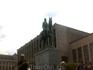 Памятник королю Альберту