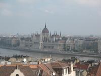 Вид на Парламент, кстати который занесен в список наследия ЮНЕСКО