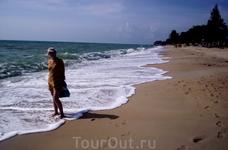 Самуи. пляж Ламаи