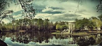 Парк г Екатеринбурга