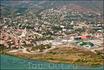 Мцхета - город очень древний, самая первая столица Грузии. Вид от храма Джвари. А вот зелёненькое стеклянное здание на переднем плане - это отдел внутренних ...