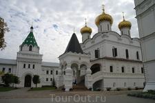 Ипатьевский монастырь в г. Кострома