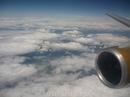 Где-то на высоте 10 тысяч метров))) Летим.
