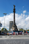 Памятник Христофору Колумбу ...