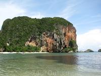 Pra Nang Beach, пещера принцессы.
