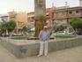 Центральная площадь Пинеда де Мар