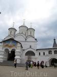 Спасо-Прилуцкий монастырь. Спасский собор