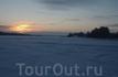 Немного о Сегозерье зимой (лыжи, коньки, подледный лов...).