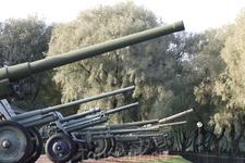 пушки в Хямеенлинне, подробнее на www.kirillrazumov.ru