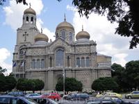 Варна,очень красивая церковь!