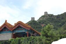 На територии Великой китайской стены