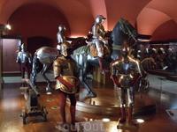 Мадрид. Королевский дворец. Музей