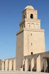Мечеть Сиди Окба - старейшая и главная мечеть Кайруана -  священного города для мусульман