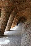 Барселона, парк Гуэль