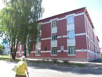 Просто здание казарм. Расположено рядом со Сретенской церковью
