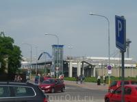Вантовый мост через Дунай