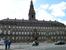 Копенгаген. Дворец Кристиансборг (с другой стороны).