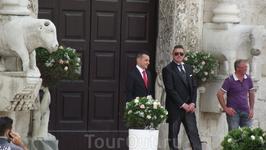Собор Св Николая - жених ждёт невесту