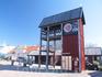 Вентспилс, рынок, башня с часами и карильоном