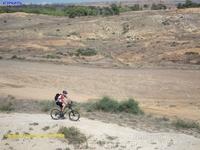 Трасса в пустыне