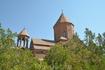 Согласно преданиям, на месте этой крепости-монастыря находился древний Арташат – бывшая столица Армении.  На холме, где теперь сооружена церковь, была ...
