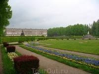В парке  Херренкимзее
