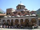 Путешествия по Болгарии. Рильский монастырь - Боровец.