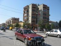 Мерседесов в Албании полным-полно
