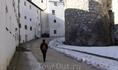 в крепости Хоэнзальцбург