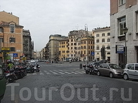 на Via Barberini 3