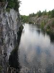 Рускеала. Мраморный каньон